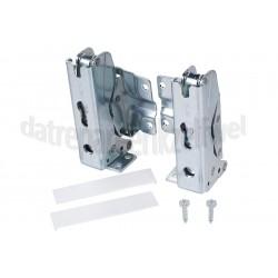 Scharnier  Bosch / Siemens koelkast 481147 set 2 stuks